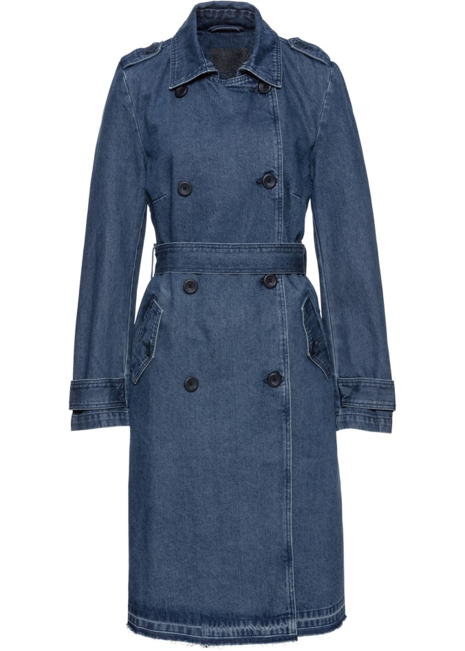 BONPRIX_Trench-coat en jean