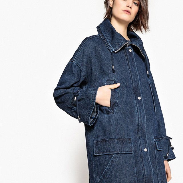 LA REDOUTE COLLECTIONS - Parka en denim