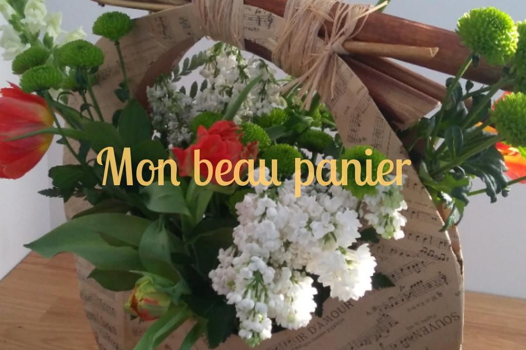 DIY – MON BEAU PANIER